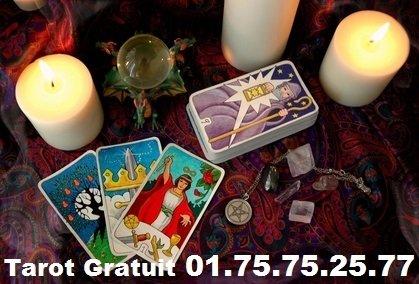 Tirage Tarot gratuit en ligne