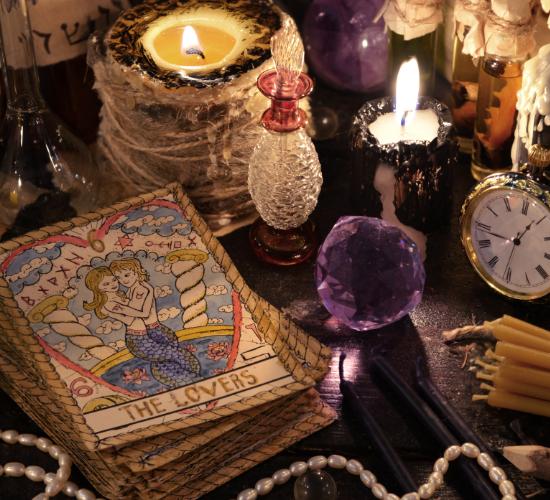 Tarot voyance magie